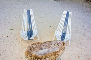 Las Amapolas Beach Chairs